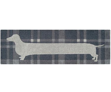 Long Dog Doormat Dachsund