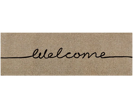 Welcome Doormat - Long