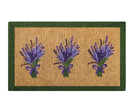 Lavender Regular Door Mat