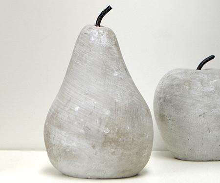 Dove Grey Concrete Pear