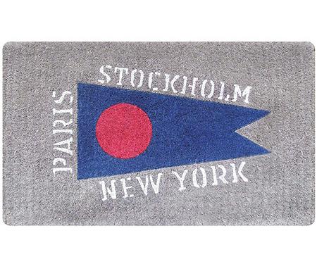 Cities Flag Doormat - Regular