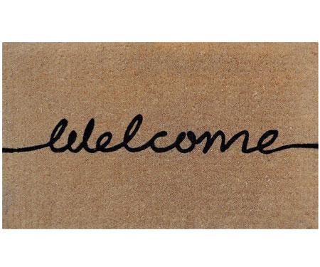 Welcome Regular Coir Doormat