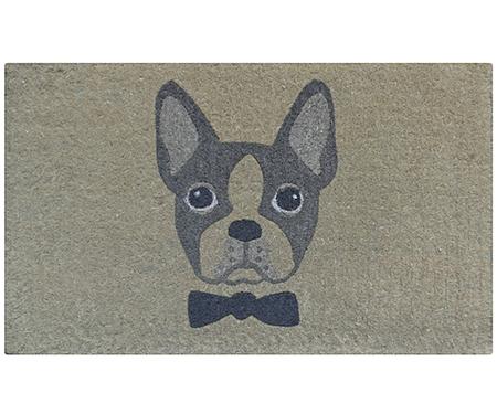 Bow Tie Dog Regular Doormat