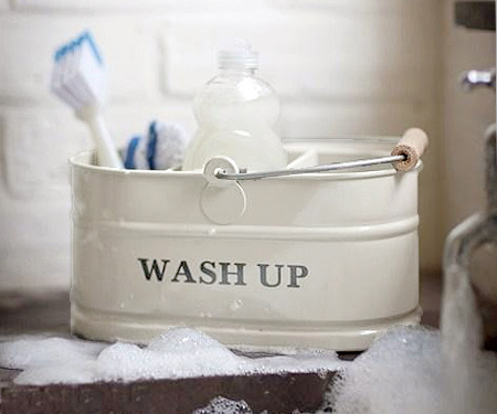 Wash Up Kitchen Tidy
