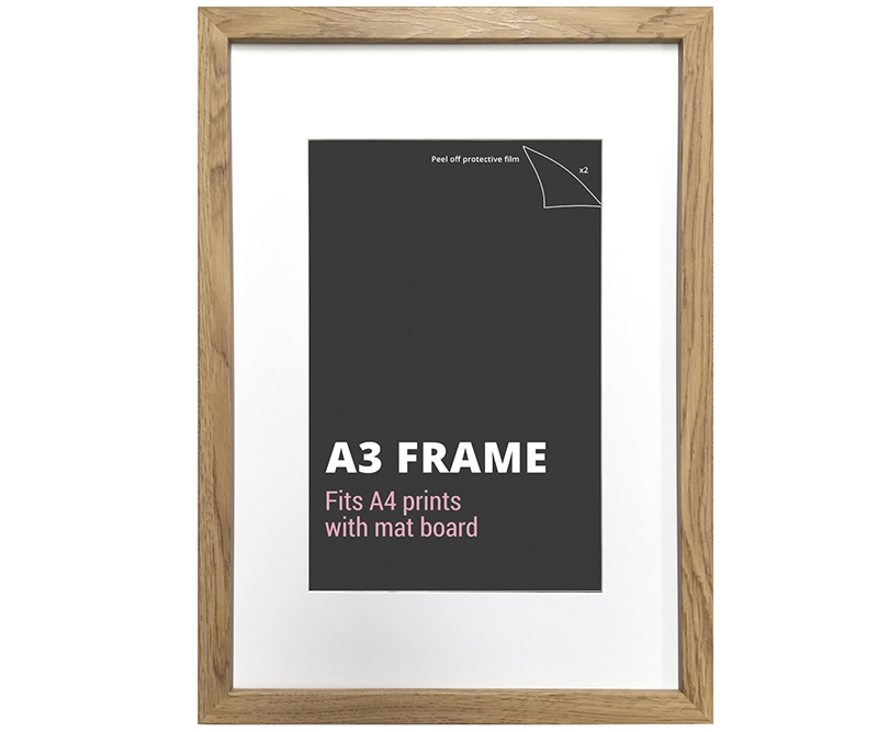 A3 picture frames