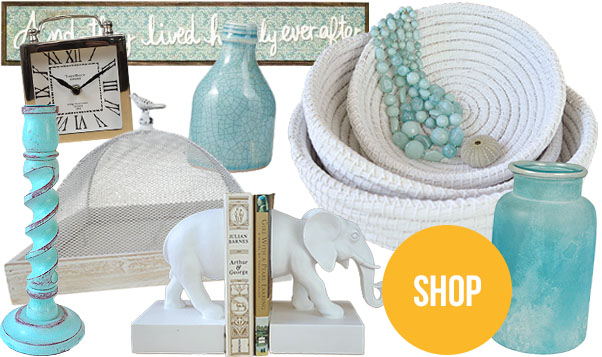 New homewares and home decor just arrived at French Knot Online