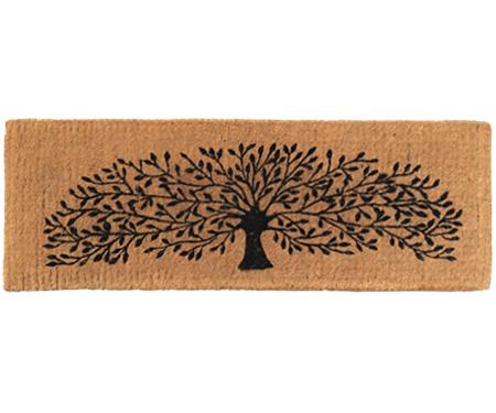 Tree of Life 100% Coir Long Doormat