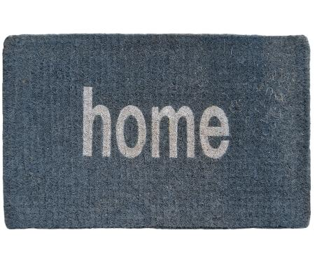 Home Grey Door Mat