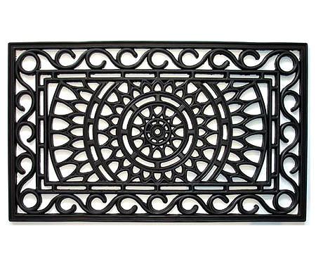 Irongate Rubber Doormat - Regular