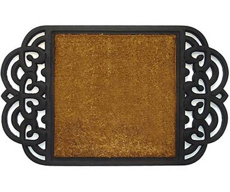 Princess Rubber & Coir Doormat - Regular
