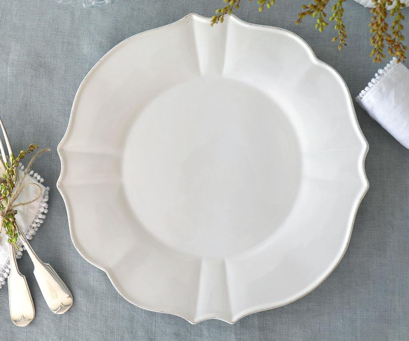Vienna dinner plate french provincial plate home accessories and homewares home decor online from french knot