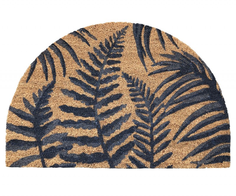Rainforest Half-Round Doormat