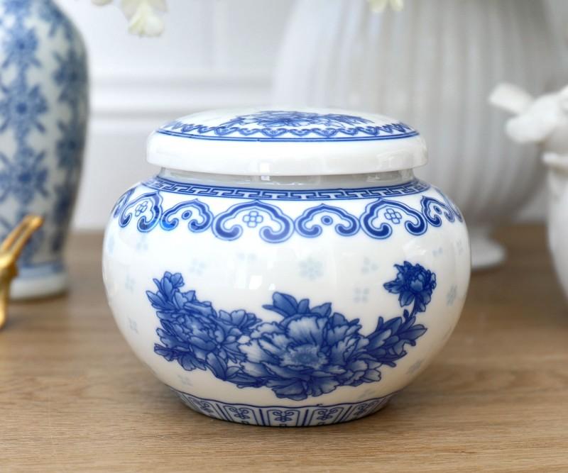 Large Clam Shell Dish White Ceramic