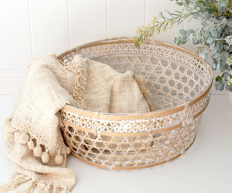 Groovy Baskets Rattan And Woven Wicker Items Available Online Interior Design Ideas Inamawefileorg