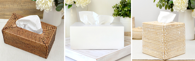 Tissue Box Covers